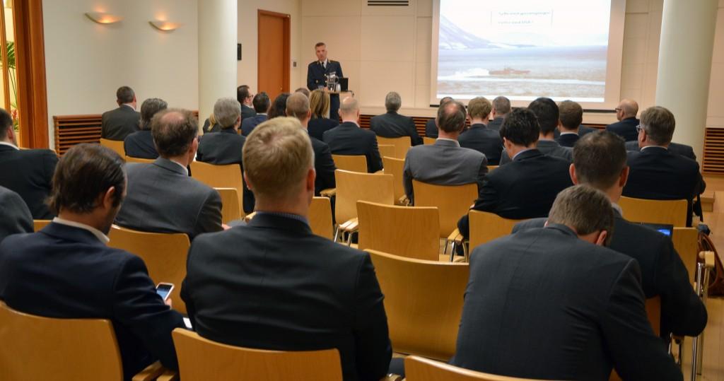 Generalmajor Bengt Svensson. Foto: FXM